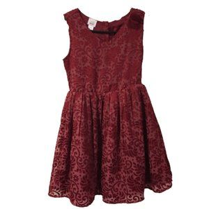 Special Edition Burgundy Dress